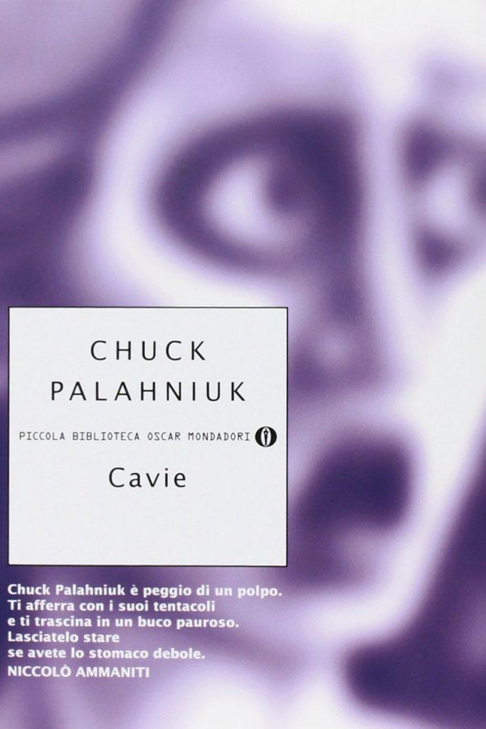 Copertina di Cavie