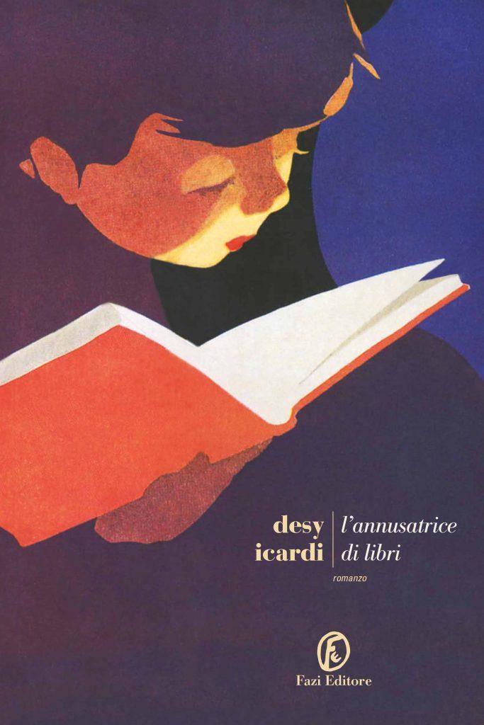 Copertina libro l'annusatrice di libri