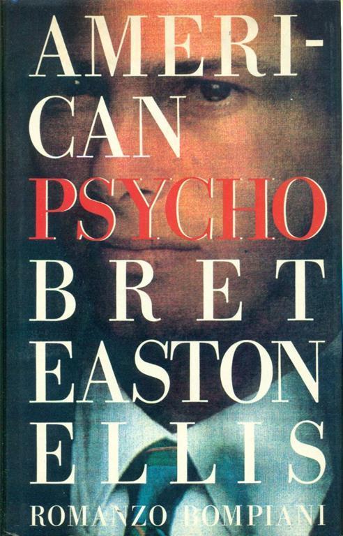 Copertina libro American Psycho