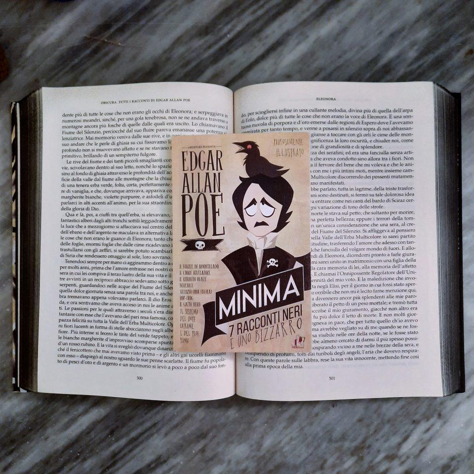 Copertina del libro Minima di ABEditore