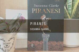 copertina libro Piranesi
