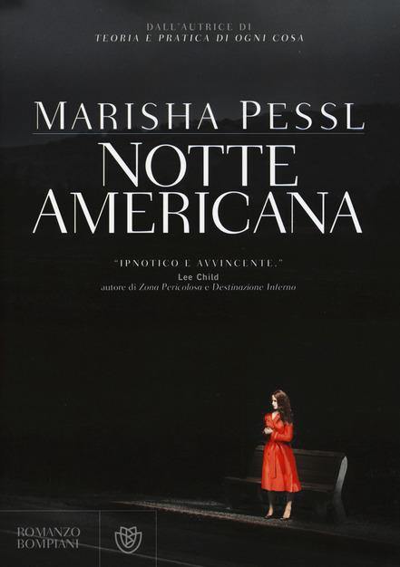 Notte americana cover